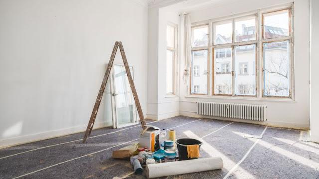 home renovation, home improvement