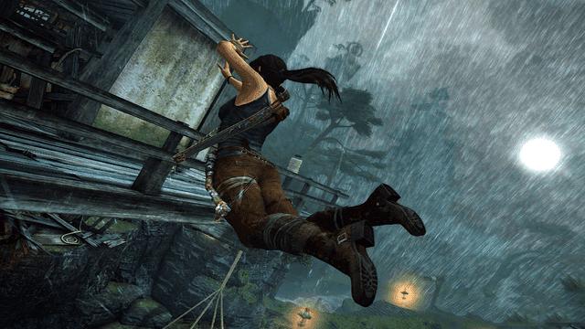 Penampilan Lara Croft berubah drastis di Tomb Raider 2013