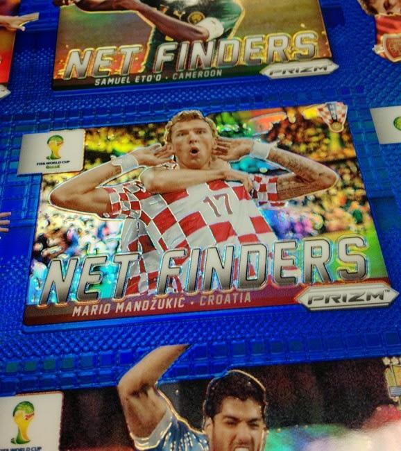 Panini 66 Ivica Olic Kroatien FIFA WM 2014 Brasilien