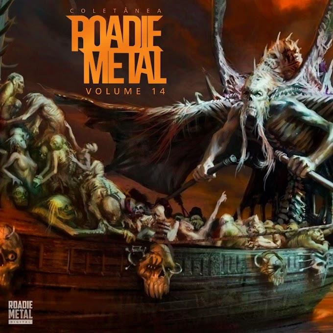"""Dissecando coletâneas #08: """"Roadie Metal"""" - Vol. 14"""