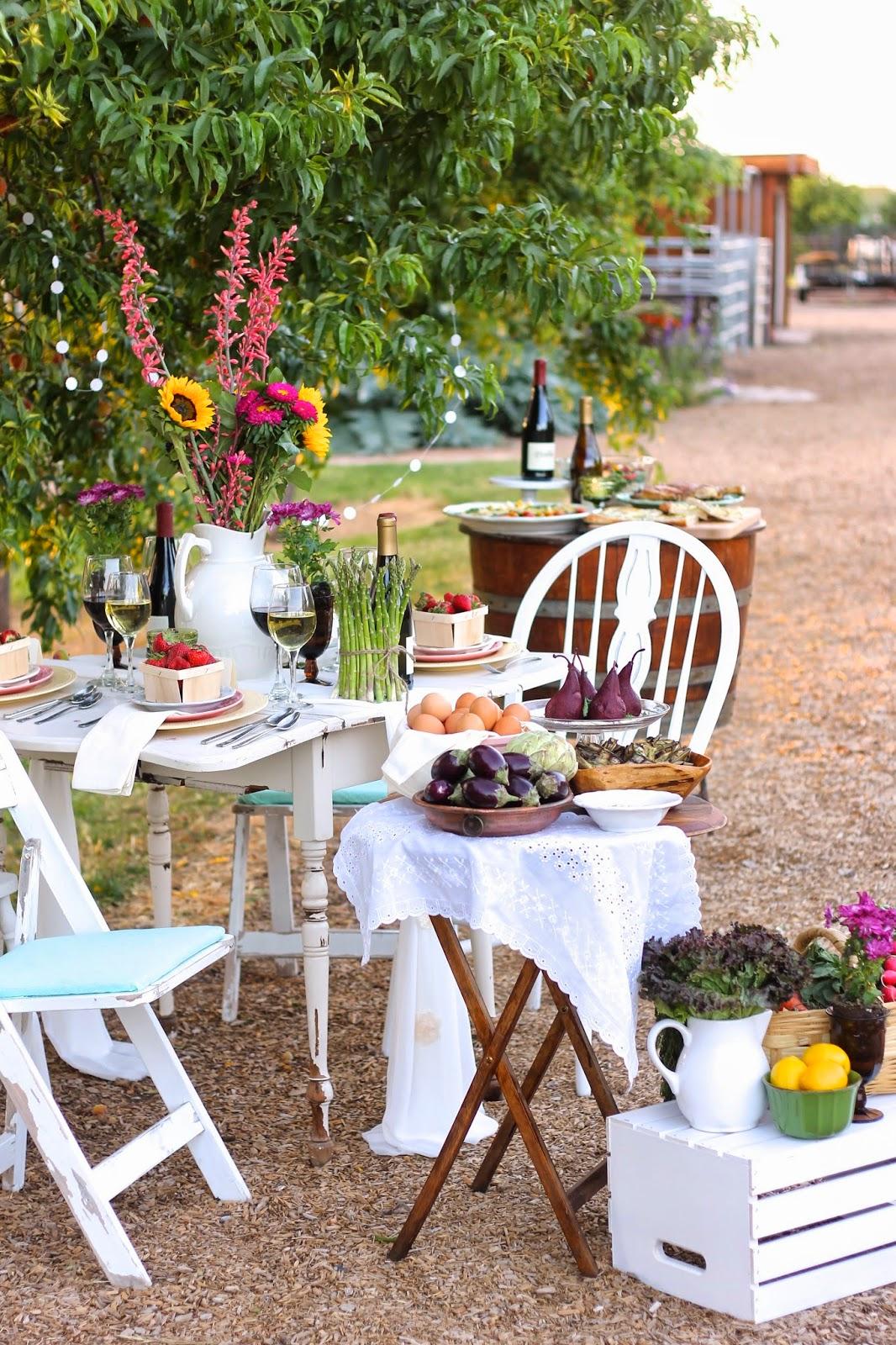Farm To Table Potluck Series