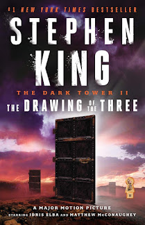 The Dark Tower II: The Drawing of the Three - Book Horror - Stephen King