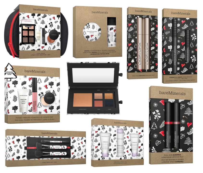 BareMinerals Christmas 2020 Gift Sets (+ Advent Calendar)