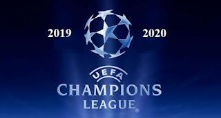 Jadwal dan Hasil Undi Babak 16 Besar Liga Champions di tahun 2020