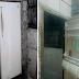 Pintuan ng Sirang Refrigerator Noon, Naging Pintuan ng Banyo Ngayon!