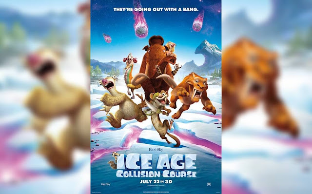 Ice Age Collision Course (2016) Full Movie In HINDI [720p HD] BluRay Watch Online
