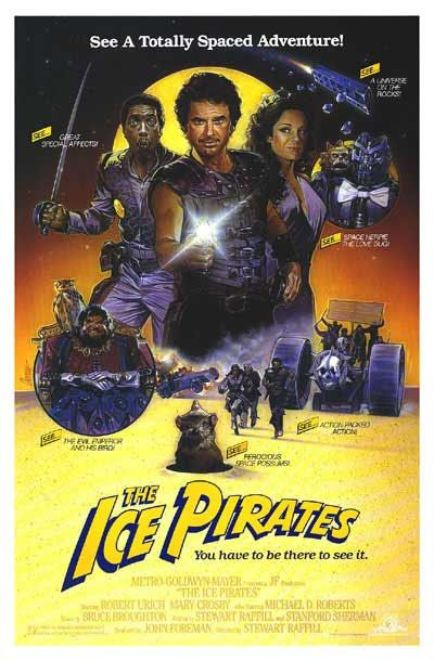 Ice Pirates movie poster