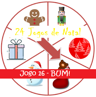 Natal - Jogo BUM!