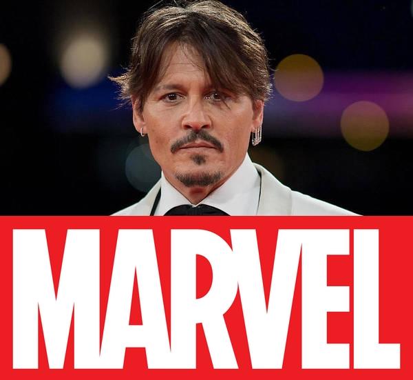 جوني ديب سينضم إلى عالم Marvel مارفل - سينما نيوز