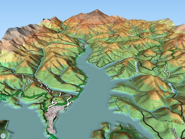 3D en QGIS