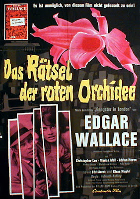 Secret of the Red Orchid Poster
