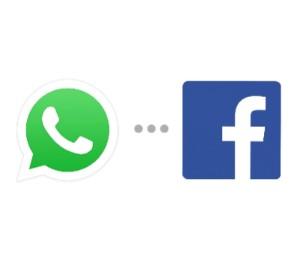 WhatsApp and Facebook Logo