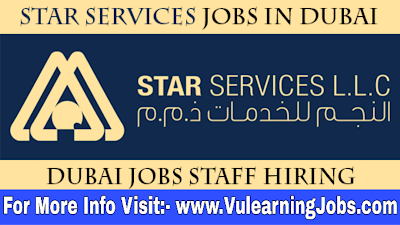 Star Services LLC Jobs 2019 For Latest Jobs In UAE
