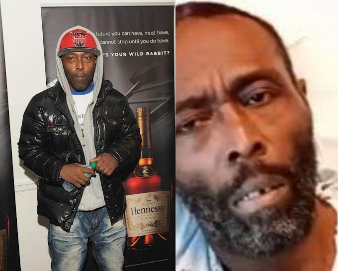 Former Bad Boy rapper, GX GOSSIP: Black Rob passes away at 51