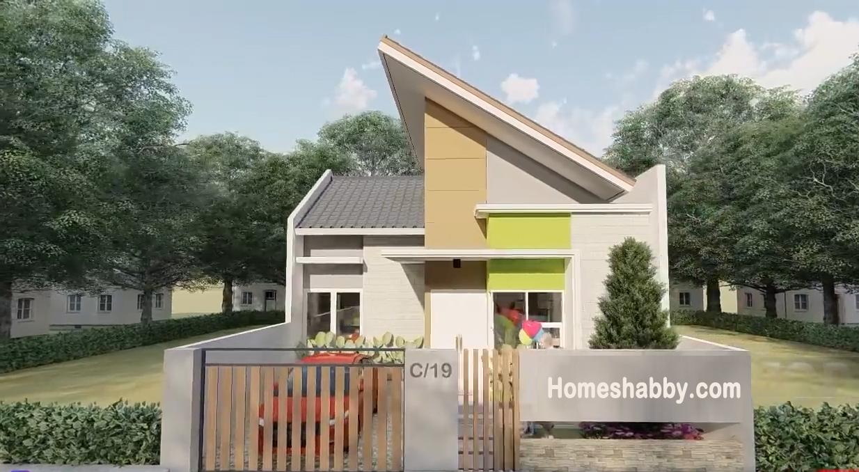 Kumpulan Inspirasi Desain Rumah Minimalis Sederhana ...
