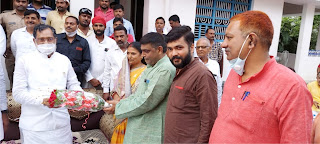 डा. केपी की मौत से सपा की अपार क्षति हुईः राम गोविन्द चौधरी | #NayaSaberaNetwork