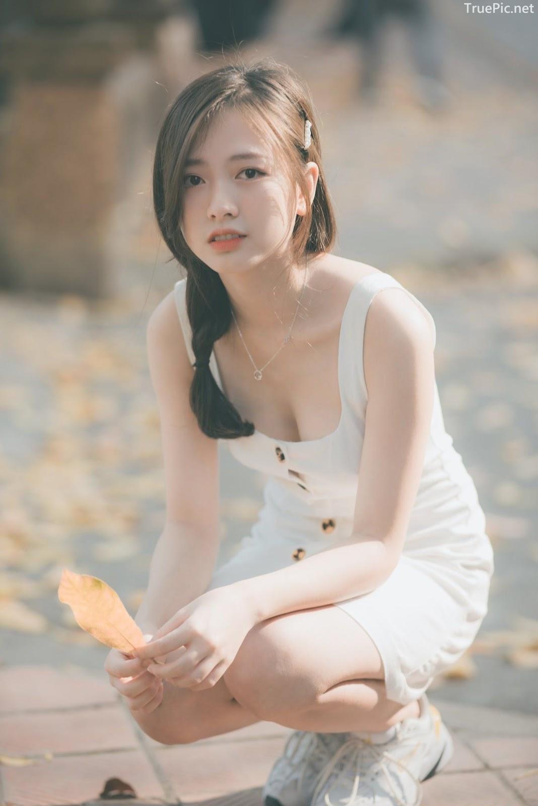 Vietnamese Hot Girl Linh Hoai - Season of falling leaves - TruePic.net - Picture 3