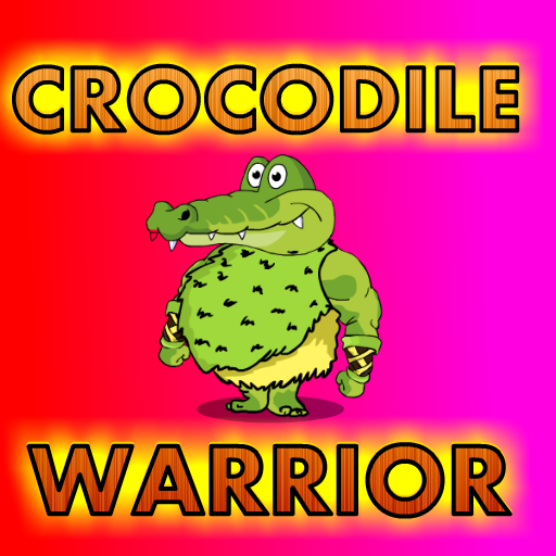Play Games2Jolly Crocodile War…