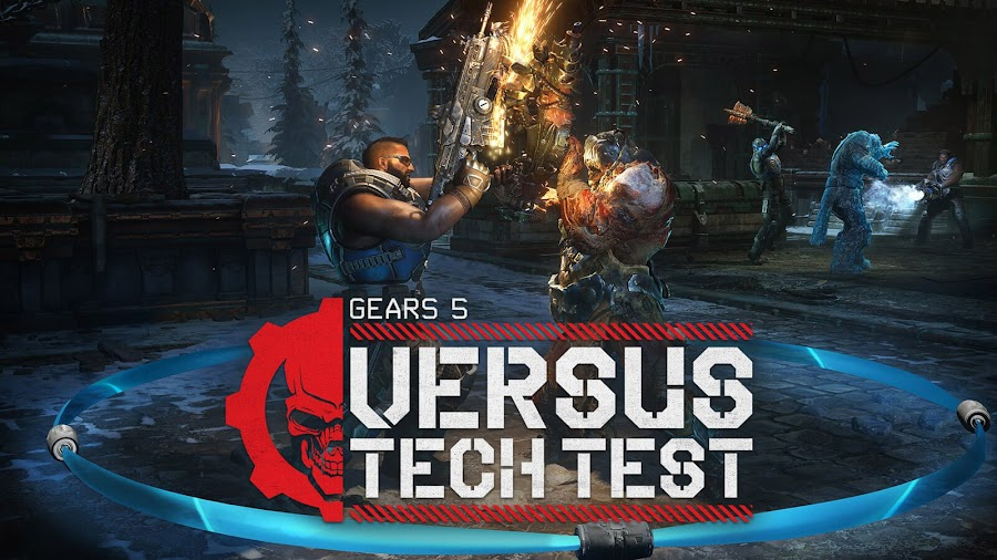 gears 5 versus multiplayer tech test july 19 coalition xbox game studios