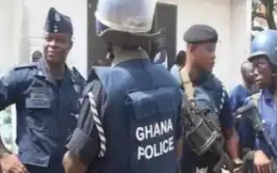 Nigerians And Ghanaian Police Clash After They Shot And Killed A Nigerian Man