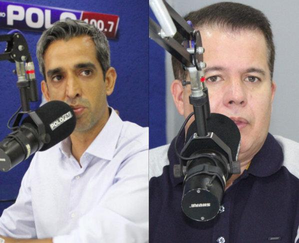 """""""Ele precisa se conformar"""", diz Fábio Aragão em resposta a Edson Vieira"""