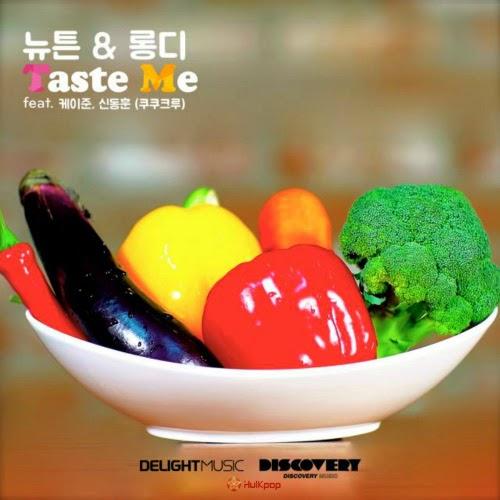 [Single] Newton, Long:D – Taste Me