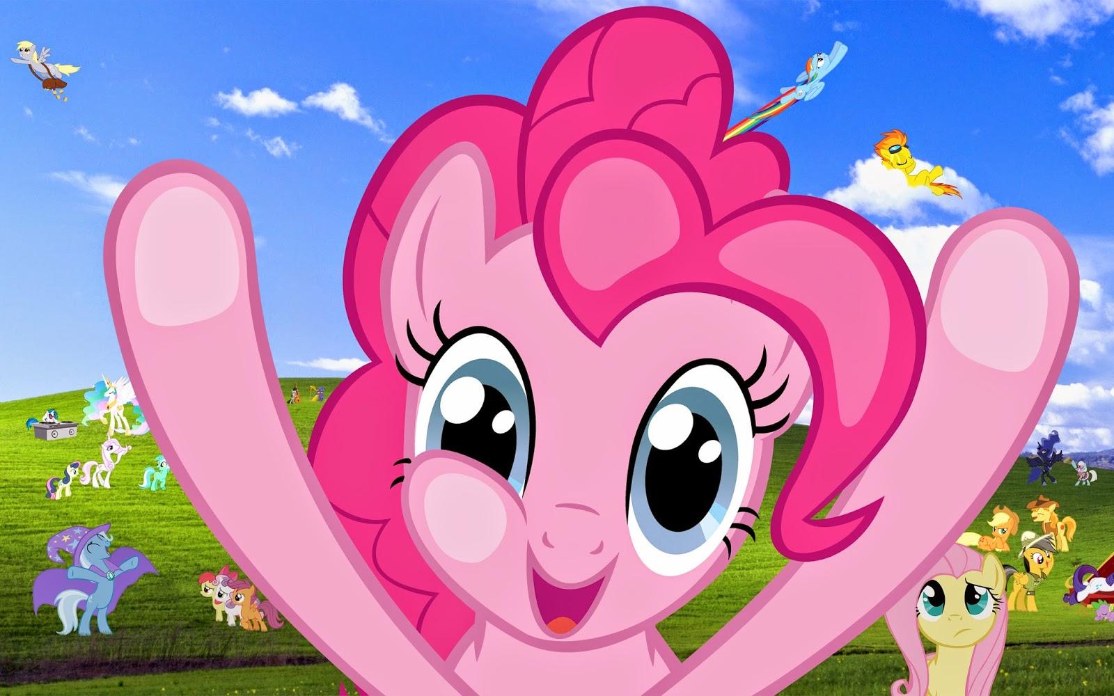 My Little Pony Friendship Is Magic Wallpaper Deloiz