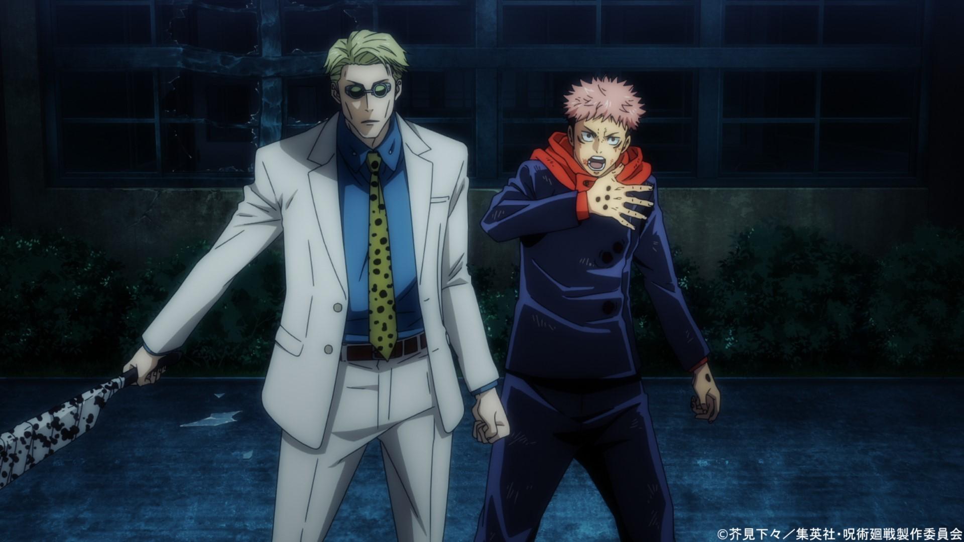 Sinopsis Jujutsu Kaisen Episode 13