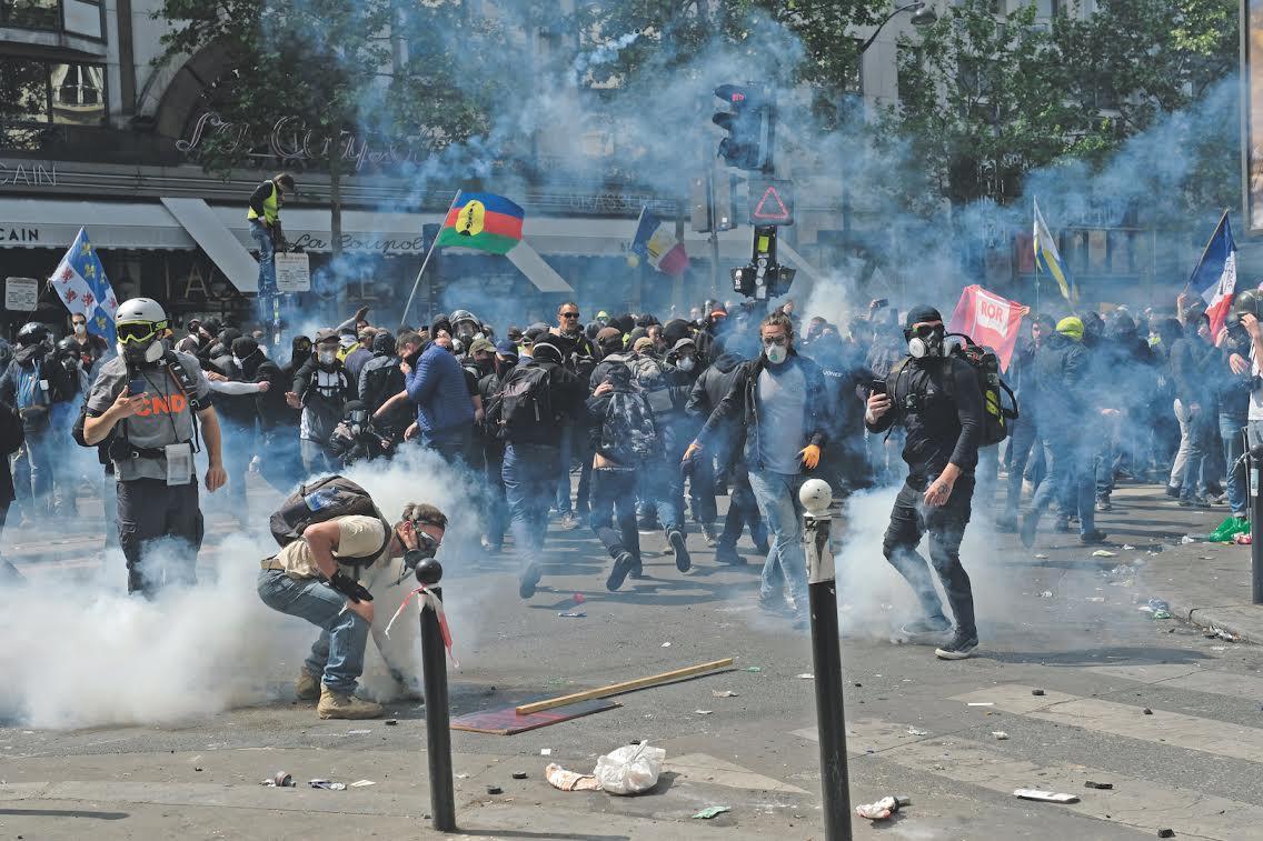 """Zoom sur l'enfer quotidien des français : """"Homicides, viols, agressions...!"""" plongée au cœur de la """"France Orange-Mécanique"""""""