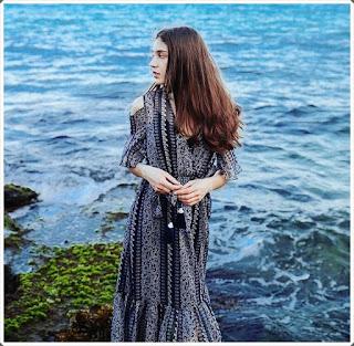 Elişi Elbise Modelleri - Moda Tasarım 6