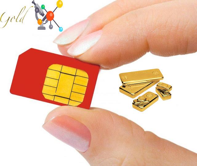 اعادة تدوير بطاقات SIM CARDS