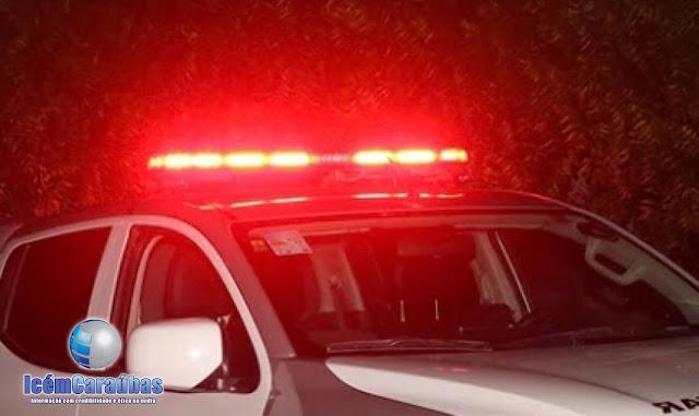 Criminosos invadem casa e fazem arrastão durante festa de aniversário no interior do RN