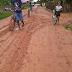 Imagens mostram trecho da Siqueira Campos após chuva; Moradores ironizam e cobram prefeitura de Sena