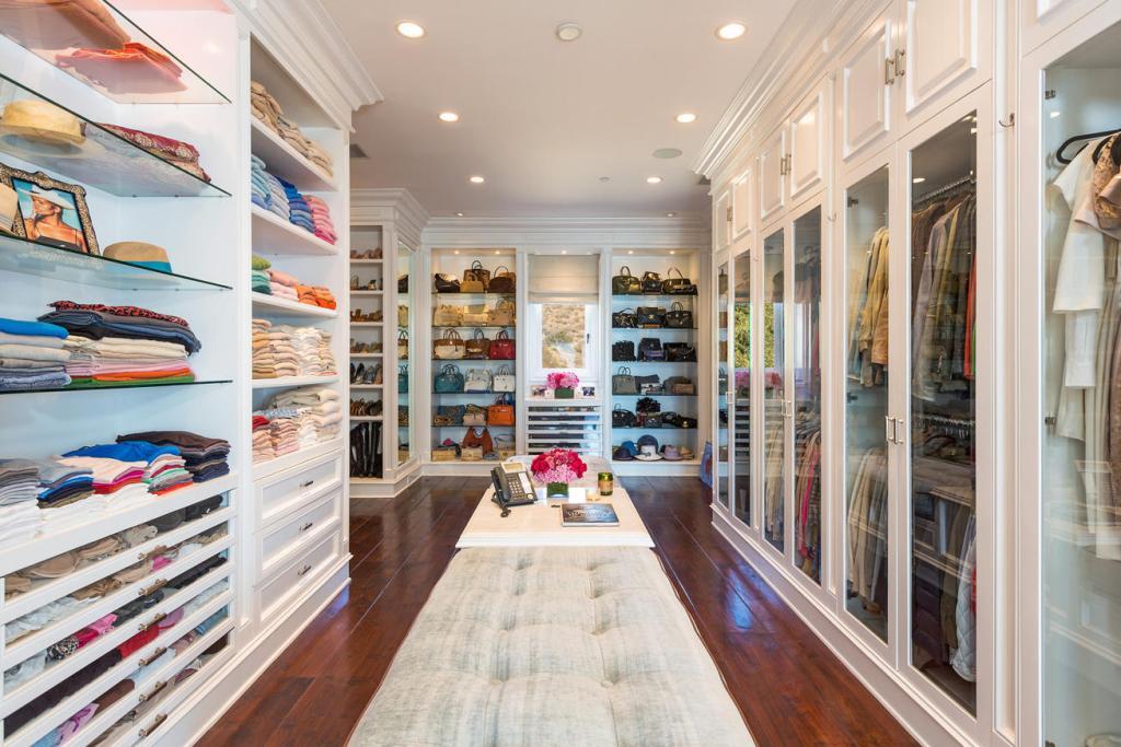 Lisa Vanderpump luxury fantasy closet