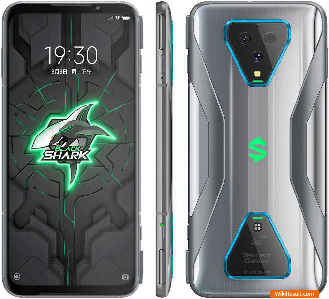 Xiaomi Black Shark 3 Pro Price in India