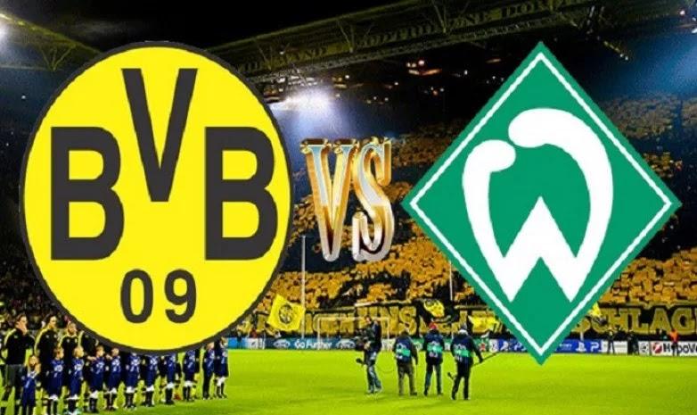 Смотреть матч боруссия дортмунд вердер