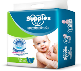 SUPPLES PREMIUM BABY PANTS