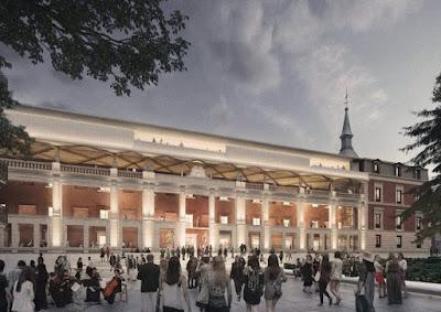 Δείτε πώς το Moυσείο Πράδο μεγαλώνει με επέκταση σε ένα υπέροχο παλάτι και την υπογραφή του αρχιτέκτονα Νόρμαν Φόστερ