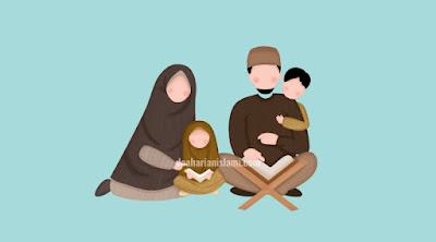 Membaca Doa Memohon Keluarga Sakinah Lengkap dengan Artinya