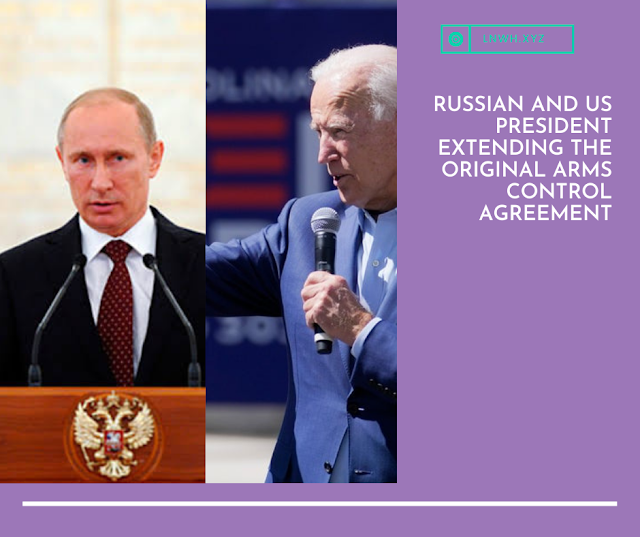 On Tuesday, Moscow and Washington exchanged notes on extending the original arms control agreement.