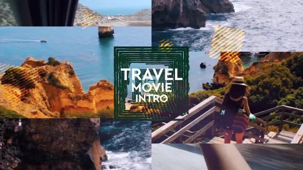 Videohive Travel Movie Intro 22151336