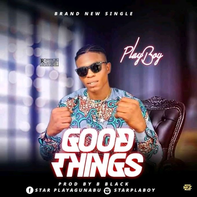 Fast download: Playboy- good things (prod. B black)