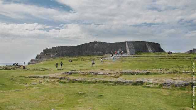 Dún Aengus Inishmore Isla de Aran  Irlanda