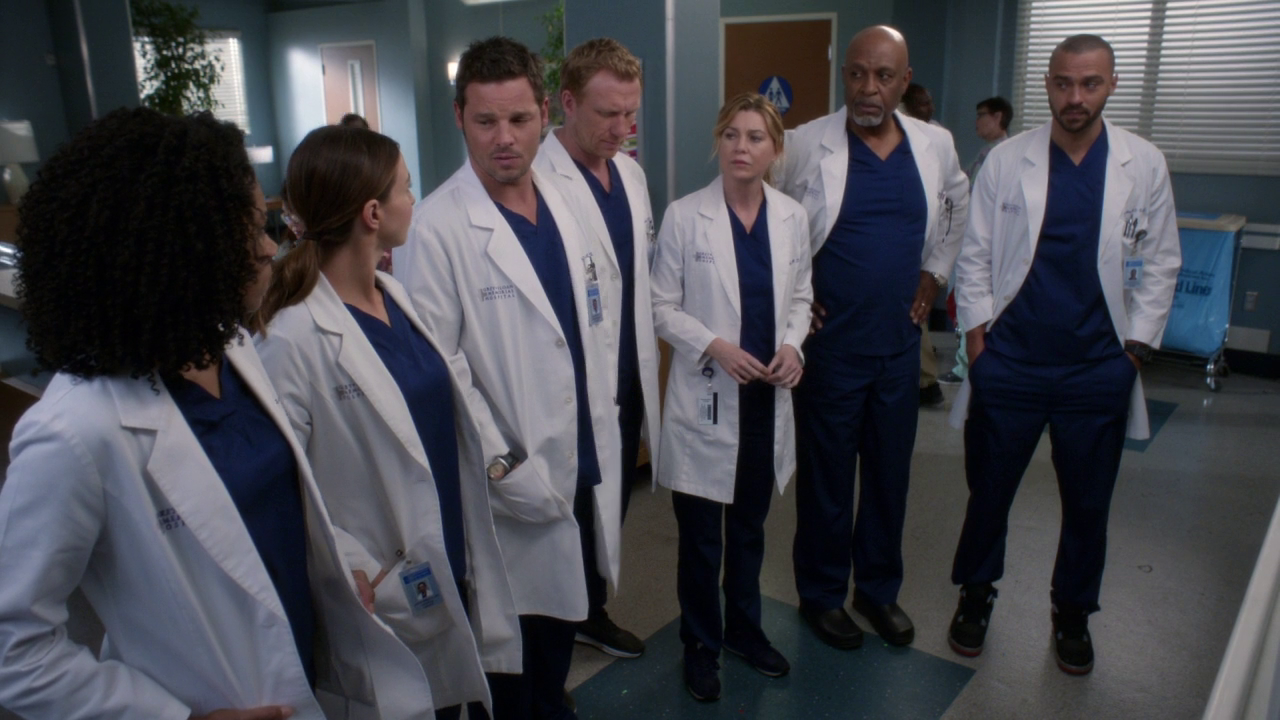 Crítica: Grey's Anatomy 14x12 Harder, Better, Faster ...