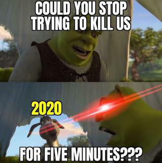 Corona Virus, 2020 Meme