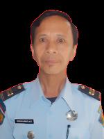 Kepala Subseksi Admisi dan Orientasi Lapas Kelas III Sarolangun