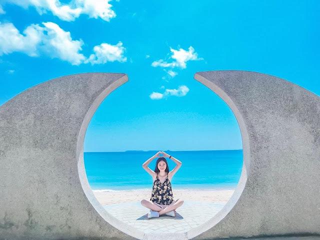 澎湖景點-網垵口沙灘