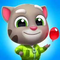Talking Tom Splash Force (Mod Apk Money)
