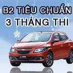 Học bằng lái xe ô tô hạng B2 tiêu chuẩn