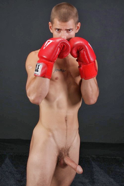 Nude boxing club what words